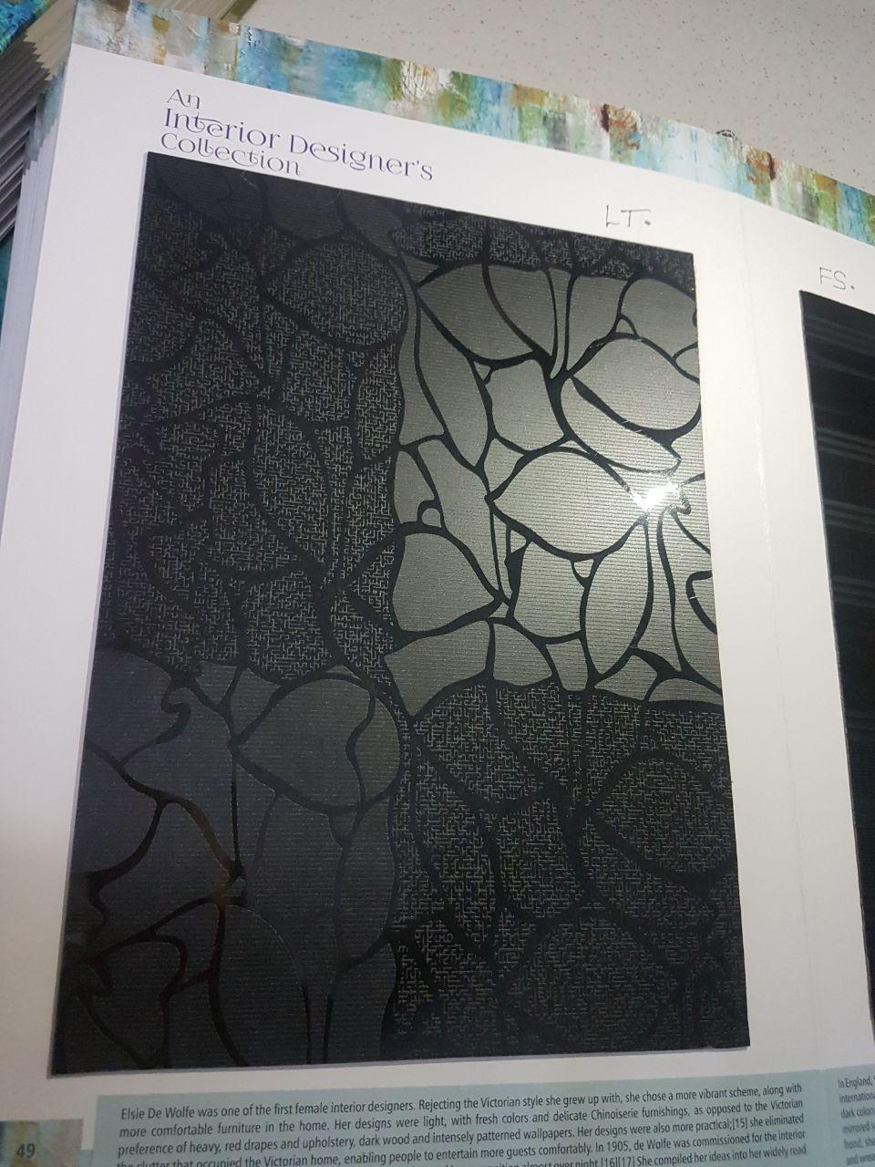 Structure Film Paper